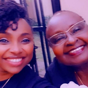 Radio Jambo's Massawe Jappani Introduces Look-Alike Mother to Fans With a Sweet Message