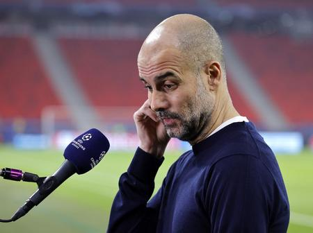 Guardiola Names A Manager Who Could Overtake Him In EPL Manager Of The Season Race
