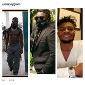 Video Shows Burna Boy, Cdq And Obafemi Together In A Club Before The Alleged Incident Took Place