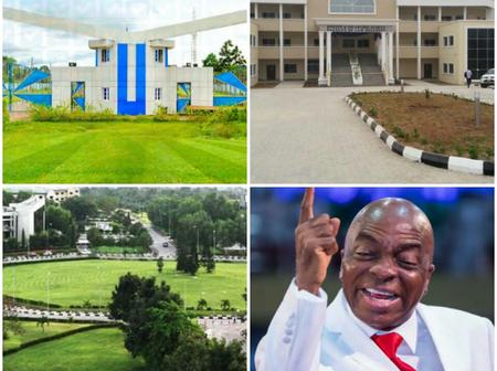 4 Popular Nigerian Universities That Are Managed By Churches, One Of Them Is Managed By Catholic
