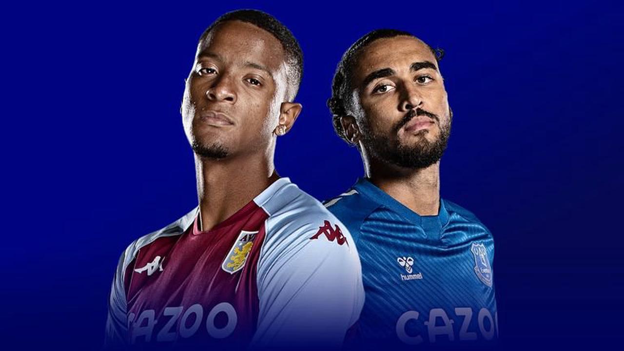 Aston Villa vs Everton as it happened - score and highlights