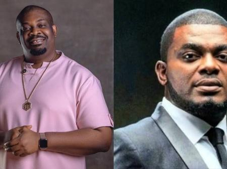 Kelly Handsome Narrates What Don Jazzy Did To Him And His Girlfriend That Pained Him.(See Details)