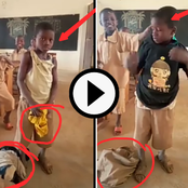 Video: See Clothes Student Wore To School In Order To Cope With Cane