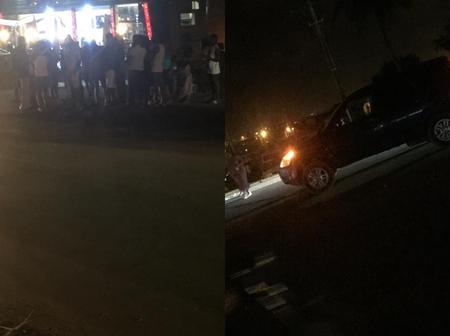Bingerville / SICOGI 2 : un véhicule Honda percute violemment un apprenti de