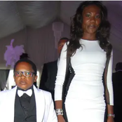 Pictures Of The Nigerian Actor Aki And His Wife