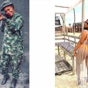 This Lady Is a Nigerian Soldier but She Slays like a Queen (Pictures)