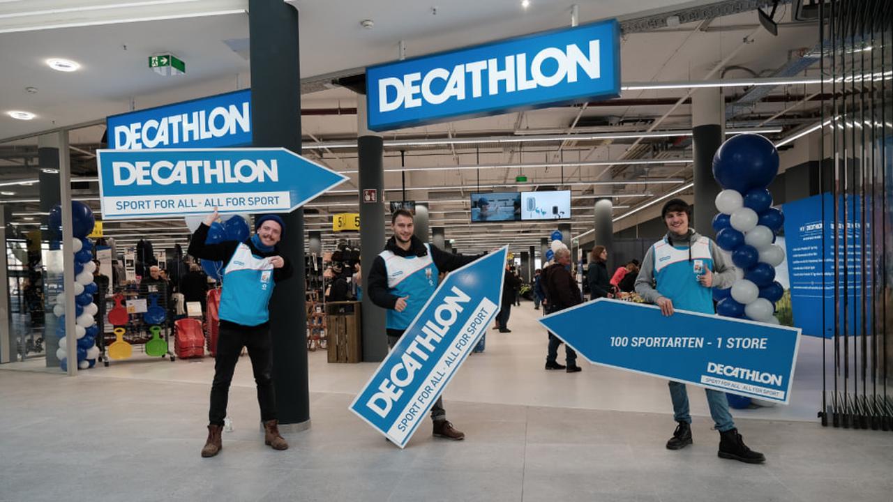 Decathlon vise les 140 points de vente en Allemagne