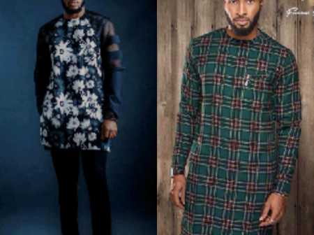 68 Plain and Pattern styles For Men