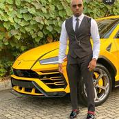 Lagos Big Boy, Pretty Mike Acquires 109 Million Naira Car (Photos)