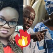 You Hit 25 & They Start Asking For Magical Husbands- Sandra Ekwesili Laments About Nigerian Parents