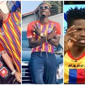 Five Top Celebrities Who Have Openly Declared Support For Hearts of Oak