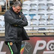 Gavin Hunt Set To Stay at Naturena Despite His Winless Streak (Opinion).