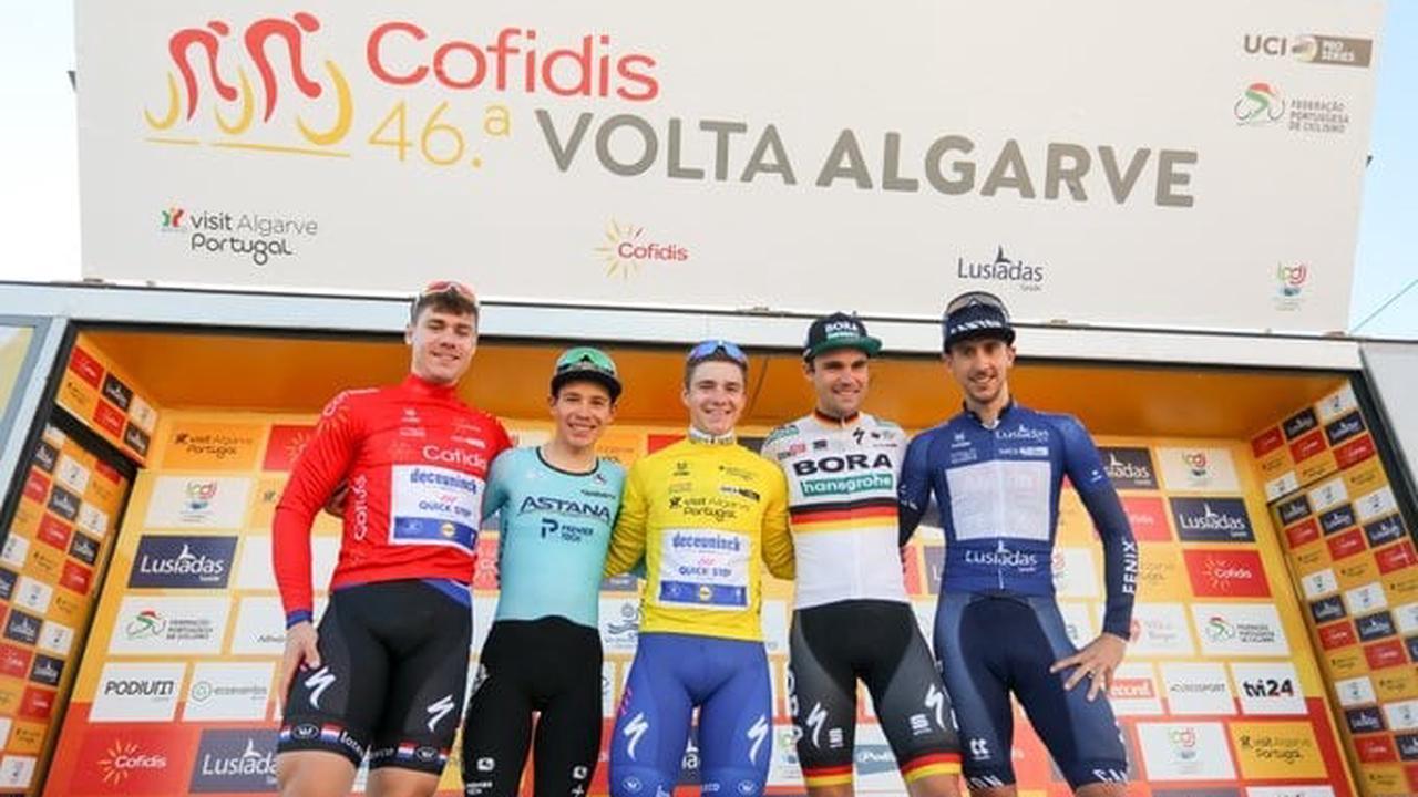 Cyclisme : Le Tour d'Algarve 2021 décalé au mois de mai