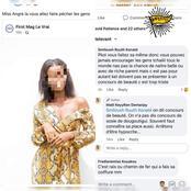 Miss Angré: une candidate se fait huer par des internautes ne la trouvant pas belle