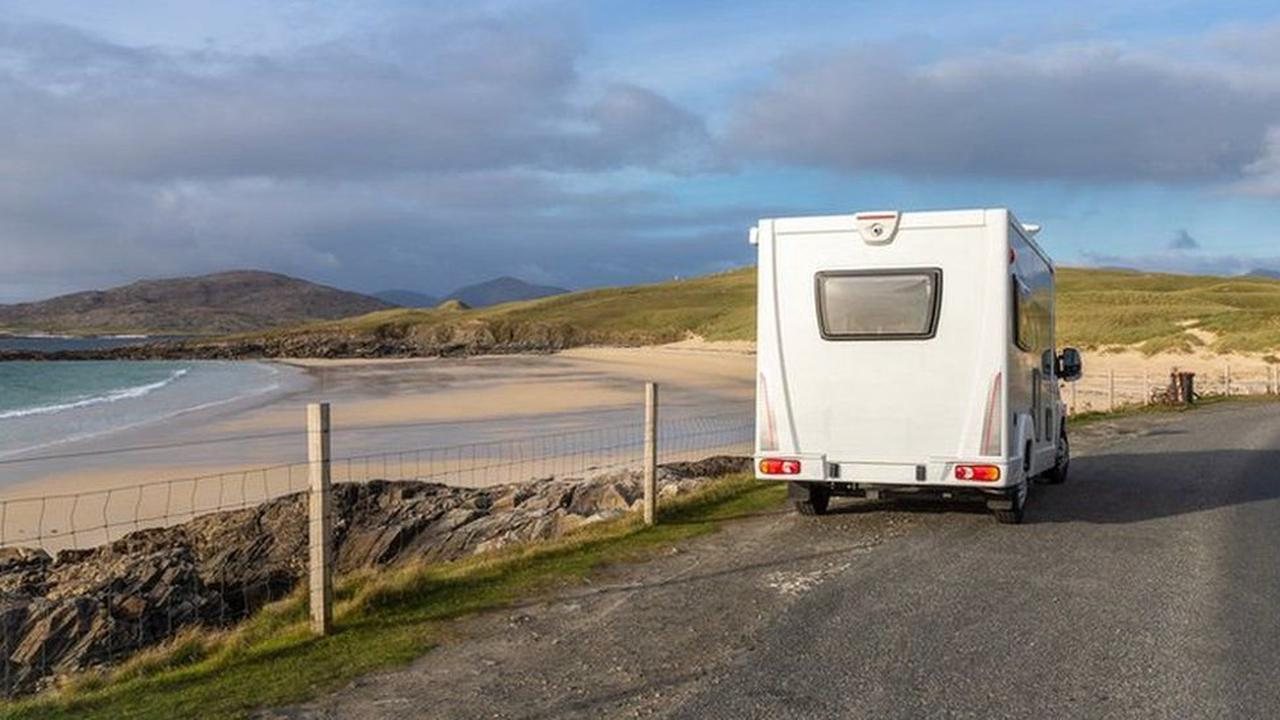Western Isles plan to levy tax on motorhome visitors
