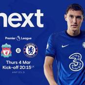 LFC vs CHE: Major Worries For Chelsea Ahead Of Liverpool Clash Tomorrow