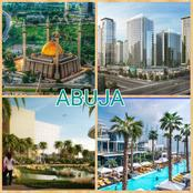 Is Abuja The Most Beautiful City In Nigeria? See Photos Of Beautiful Works Of Architecture In Abuja
