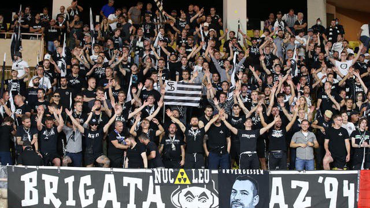"""Lob für Sturm-Fans: """"Einzigartig in Österreich"""""""