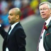 See records that proves that Pep Gurdiola is a better coach than Alex Ferguson.