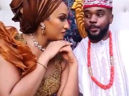Incase You Missed It, See Some Photos From Williams Uchemba's Traditional Wedding Yesterday