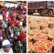 The South Is Capable Of Producing Its Own Food Without The Help Of The North -Ohaneze Ndigbo