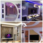 Check Out These Latest Gypsum Ceiling Designs