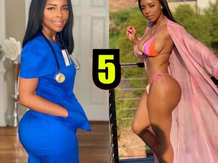 Check Out How These Nurses Look When They're Not In Thier Uniforms (Photos)