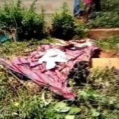A Mother Feeds Her Daughter For One Year Sadly Stone Her To Death In An Uncompleted Building