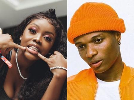 Reactions After Ghanaian Lady Said Wizkid Did This To Her On Instagram