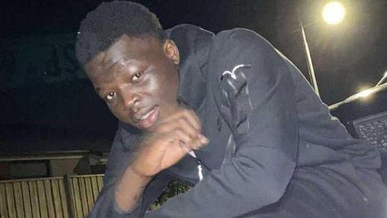Pictured: Teenage boy, 17, stabbed to death at a youth basketball game as friends mourn cherished mate who 'never backed down from a challenge' and 15-year-old boy arrested is released