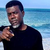 Do this one thing to receive wealth and power from God -Reno Omokri