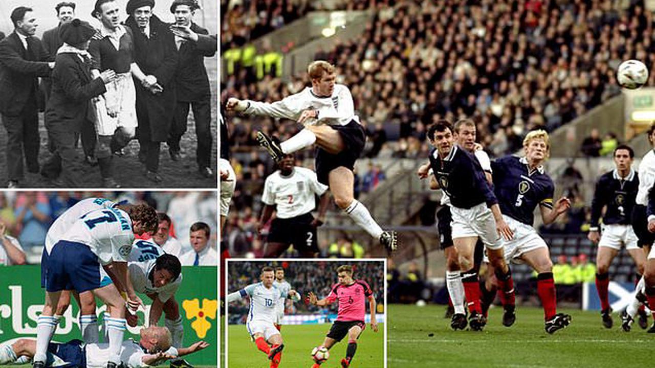 Inside football's oldest rivalry as sides clash TODAY 25yrs on from Gazza goal