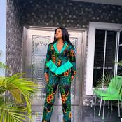 Unique ways to wear your ankara trousers and jumpsuits like a stylish woman