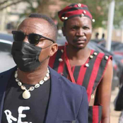 Opinion: Mr. Sowore Is Out To Entertain Us As He went to Court With A Native Doctor - Photos