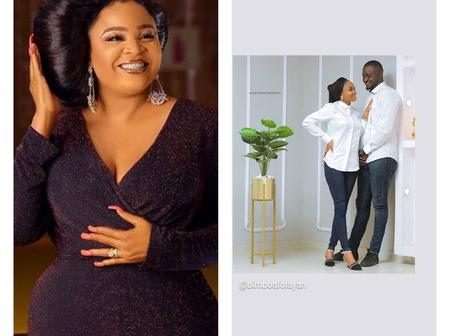 Yoruba Actress Bimbo Afolayan's Sister Gets Married To The Love Of Her Life