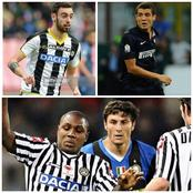 Throwback Photos Of Ighalo, Bruno Fernandes And Mateo Kovacic In Italian Serie A