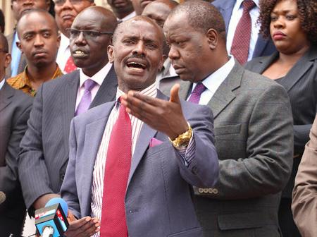 Prepare for a Possible Mega Teachers Strike in January as KNUT Boss Issues This Announcement