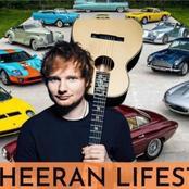 Hitmaker Ed Sheeran's amazing lifestyle