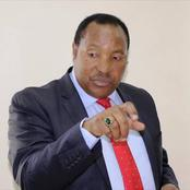Court Responds To Waititu's Plea To Retain His Two Vehicles Over The Ksh 10 Million Debt