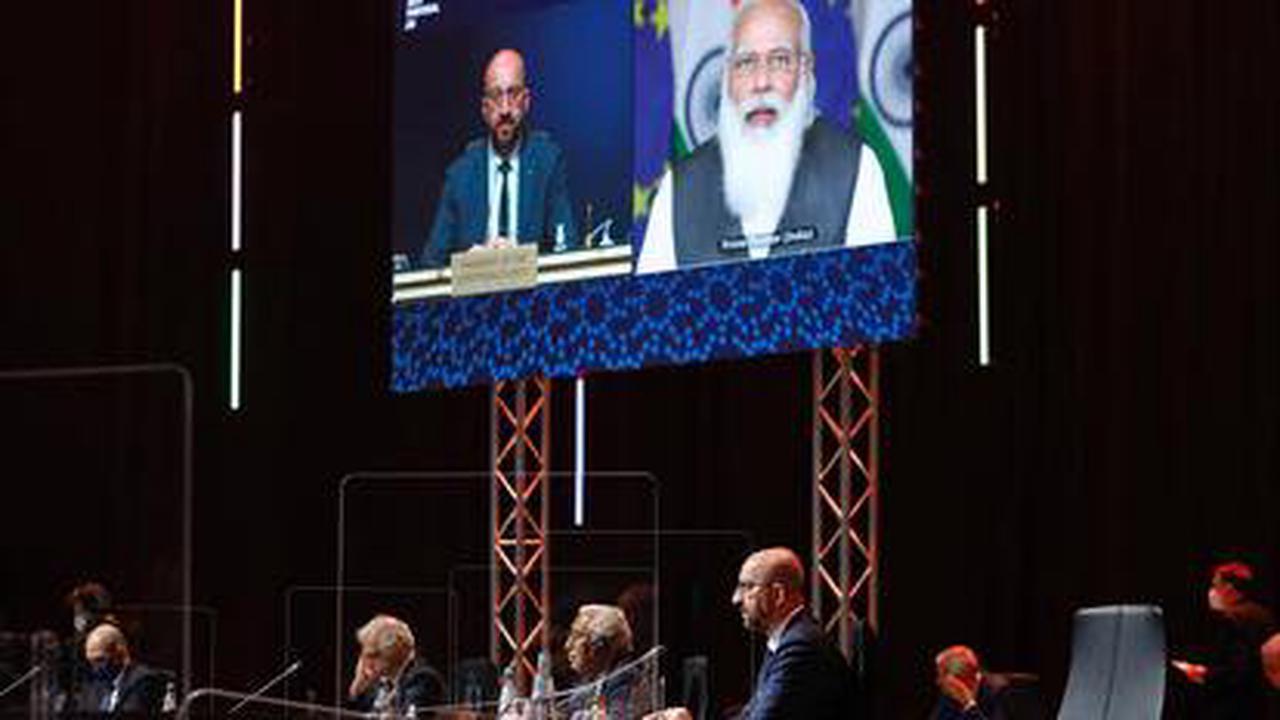 Face à la Chine, l'UE et l'Inde relancent leurs négociations commerciales
