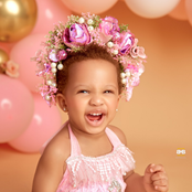 Photos: Big Brother Naija Couple Bambike And TEDDY A Celebrate Daughter As She Turns 1 Today