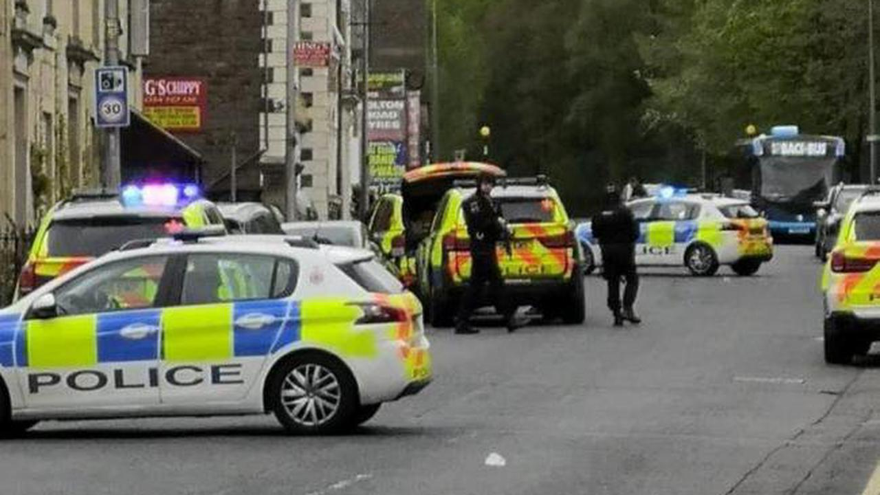 Armed police called to reports of man seen with a gun
