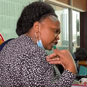 Nominated Senator Millicent Omanga causes drama at NCIC offices for being kept waiting for too long