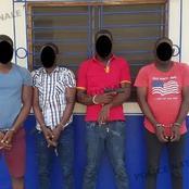 Cocody: Interpellation des membres d'un gang spécialisé dans les attaques à mains armées