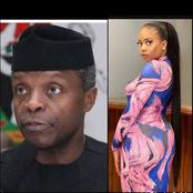 See the stunning photos of Kiki, daughter of Nigeria's Vice President Yemi Osinbajo