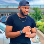 Meet The Handsome Nollywood Actor, Somadina Adinma And His Mother