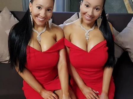 Meet 3 Twin Sisters That Did Surgery To Change Their Looks
