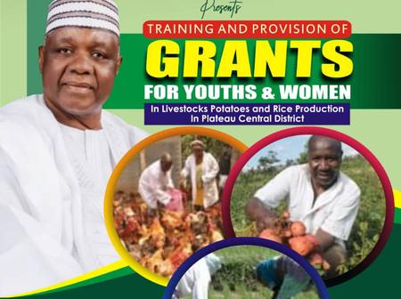 Plateau Senator to empower youths for farming