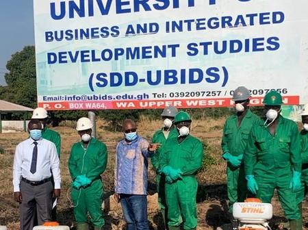 U/W:Continuing Students of UBIDS Go Wild Over High Fees