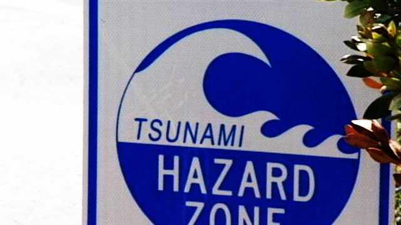 No Tsunami threat for California after large quakes strike New Zealand